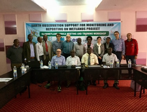 Successful training workshops in East Africa
