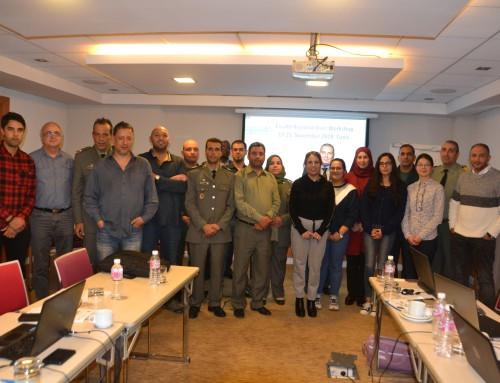 Regional training workshop  in Tunis