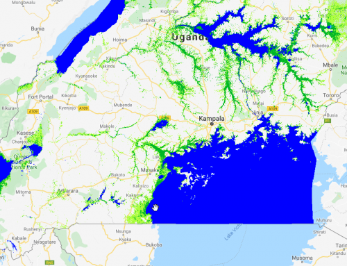 Earth Observation support for national monitoring and reporting on wetlands